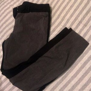 The Limited Ideal Stretch Pants - Two Tone